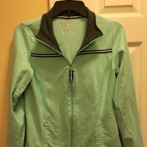 Tops - Made for Life Activewear Zip-up Shirt